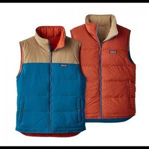 ⭐️ Patagonia Reversible Bivy Down Vest ⭐️